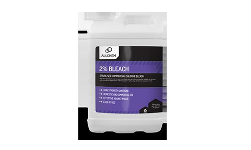 2% Bleach