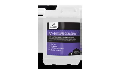 Auto Safeguard Dish & Glass